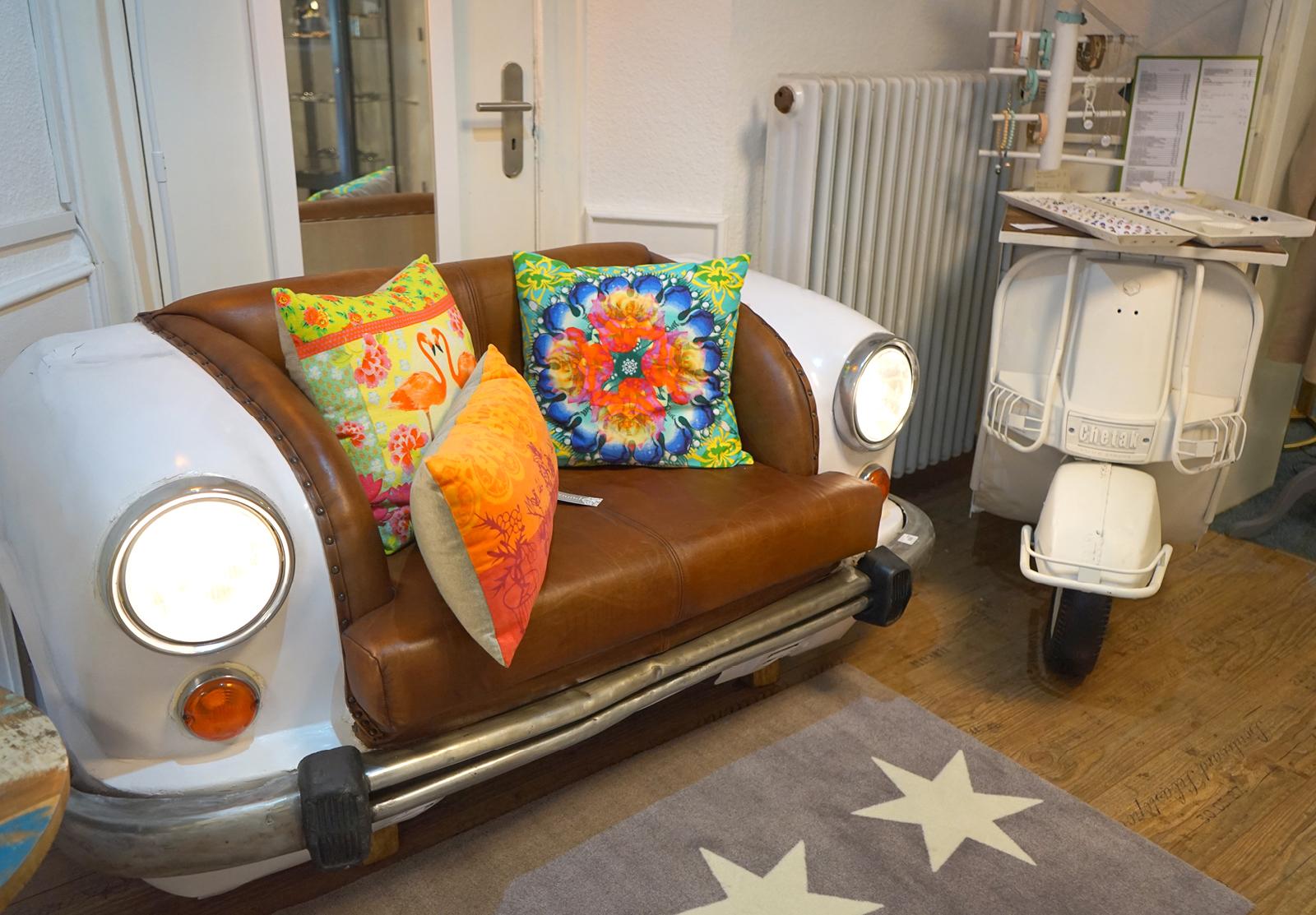 Lunema Möbel und Dekoration  Auto Roller 6